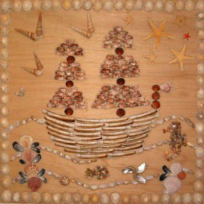 Piratenboot schilderij