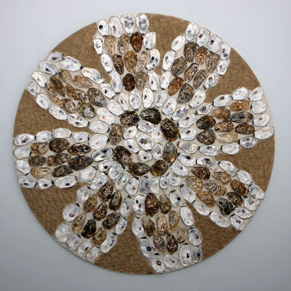 De Margriet van de Zee schelpenschilderij
